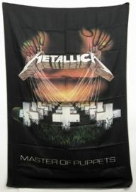 Metallica - 'Master of Puppets' Poster Flag